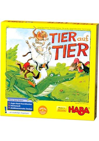 Haba Spiel »Tier auf Tier«, Made in Germany kaufen