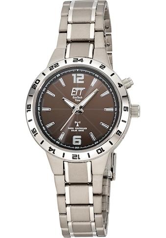 ETT Funkuhr »Titan Basic, ELT-11446-21M« kaufen