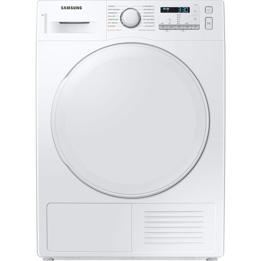 Samsung Wärmepumpentrockner »DV9FTA040DW/EG«, 9 kg