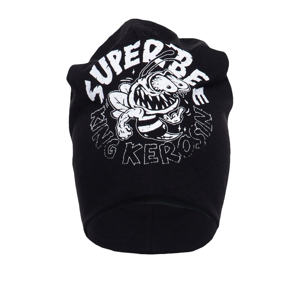 KingKerosin Beanie »Super Bee«