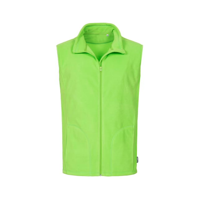 Stedman Fleeceweste »Outdoor Fleece Vest«, mit Stehkragen