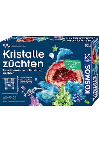 """Kosmos Experimentierkasten """"Kristalle züchten"""" kaufen"""