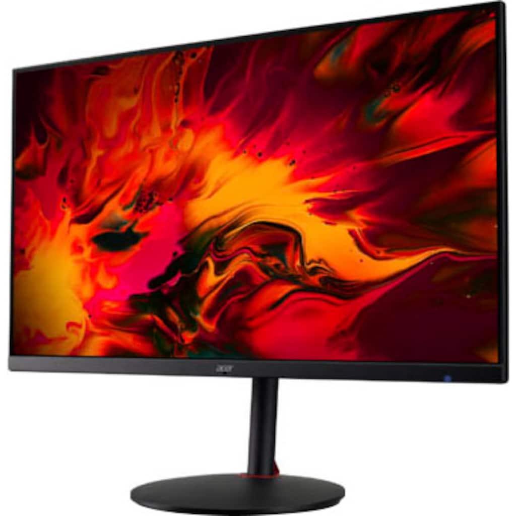 "Acer Gaming-Monitor »Nitro XV272U X«, 68,6 cm/27 "", 2560 x 1440 px, QHD, 1 ms Reaktionszeit, 240 Hz"