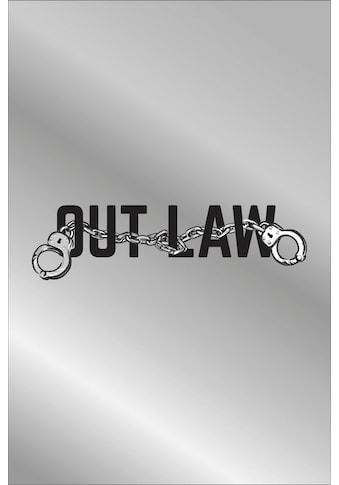 Dekospiegel »Out law« kaufen