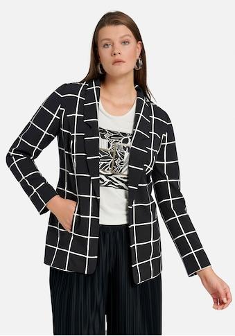 Emilia Lay Jackenblazer »im Oversized-Style«, im Karo-Dessin kaufen