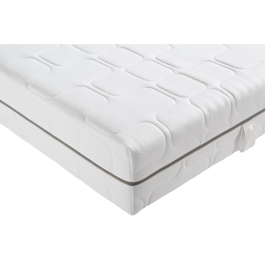 BeCo EXCLUSIV Komfortschaummatratze »Grand Master«, 26 cm cm hoch, Raumgewicht: 26 kg/m³, (1 St.), Luxus-Schlaf zum Jubiläumspreis