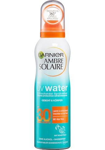 GARNIER Sonnenschutzspray »Ambre Solaire UV Water LSF 30« kaufen