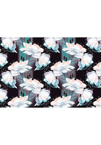 Consalnet Vliestapete »Blumen Muster«, verschiedene Motivgrößen, für das Büro oder... kaufen