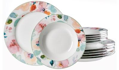 "Ritzenhoff & Breker Tafelservice ""Celine"" (12 - tlg.), Porzellan kaufen"