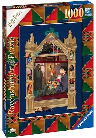 """Ravensburger Puzzle """"Harry Potter, Weg nach Hogwards"""" kaufen"""