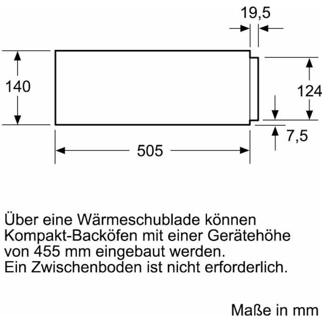 Constructa Zubehörschublade »CZ4S00160«