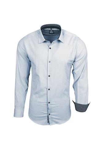 Rusty Neal Langarmhemd mit Manschetten kaufen