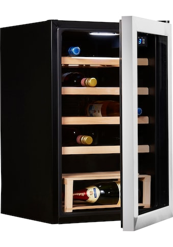 Hanseatic Weinkühlschrank 19059152 SC70W, für 20 Standardflaschen á 0,75l kaufen