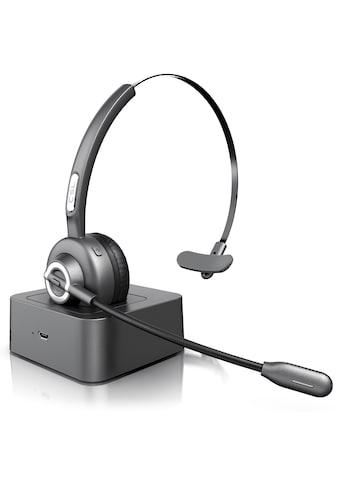 CSL Headset »Kopfhörer mit flexiblem Mikrofon«, A2DP Bluetooth-Bluetooth,... kaufen
