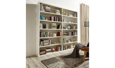 fif möbel Raumteilerregal »Toro«, 12 Fächer, Breite 240,6 cm kaufen