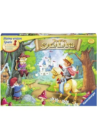 Ravensburger Spiel »Junior Sagaland«, Made in Europe, FSC® - schützt Wald - weltweit kaufen