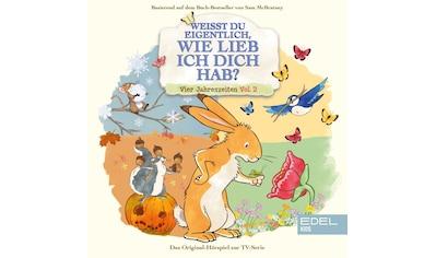 Musik-CD »Vier Jahreszeiten(2)-Das Hörspiel zur TV-Serie / Weißt Du Eigentlich,Wie... kaufen