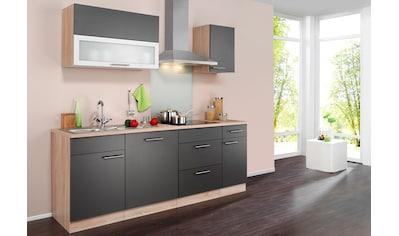 wiho Küchen Küchenzeile »Montana« kaufen