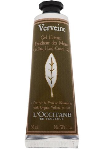 """L'OCCITANE Handcreme """"Verveine Gel Crème Fraicheur des Mains"""" kaufen"""