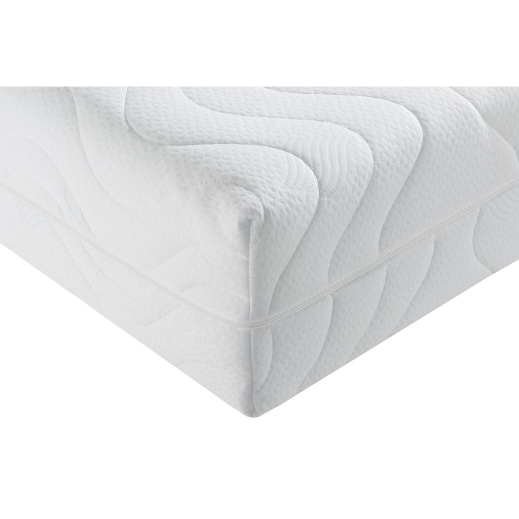 BeCo EXCLUSIV Komfortschaummatratze »KS 290 Luxus«, (1 St.), Boxspringfeeling und gesunder Schlaf dank Luxus-Höhe