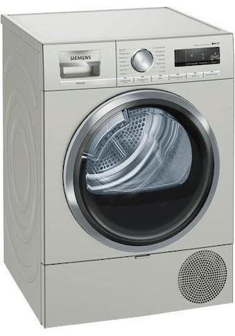 SIEMENS Wärmepumpentrockner iQ700 WT47XMS1, 8 kg kaufen