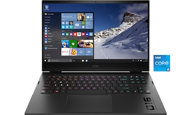 """HP Gaming-Notebook »16-d0254ng«, (40,9 cm/16,1 """" Intel Core i5 GeForce RTX™ 3050... kaufen"""