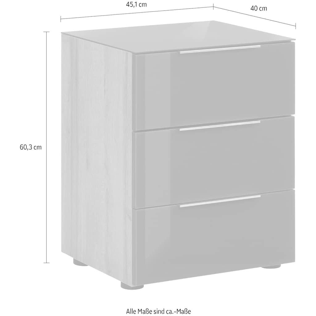 Maja Möbel Nachtkommode »TREND 7802«, Höhe 60,30 cm