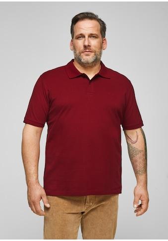 s.Oliver Poloshirt, Piqué kaufen
