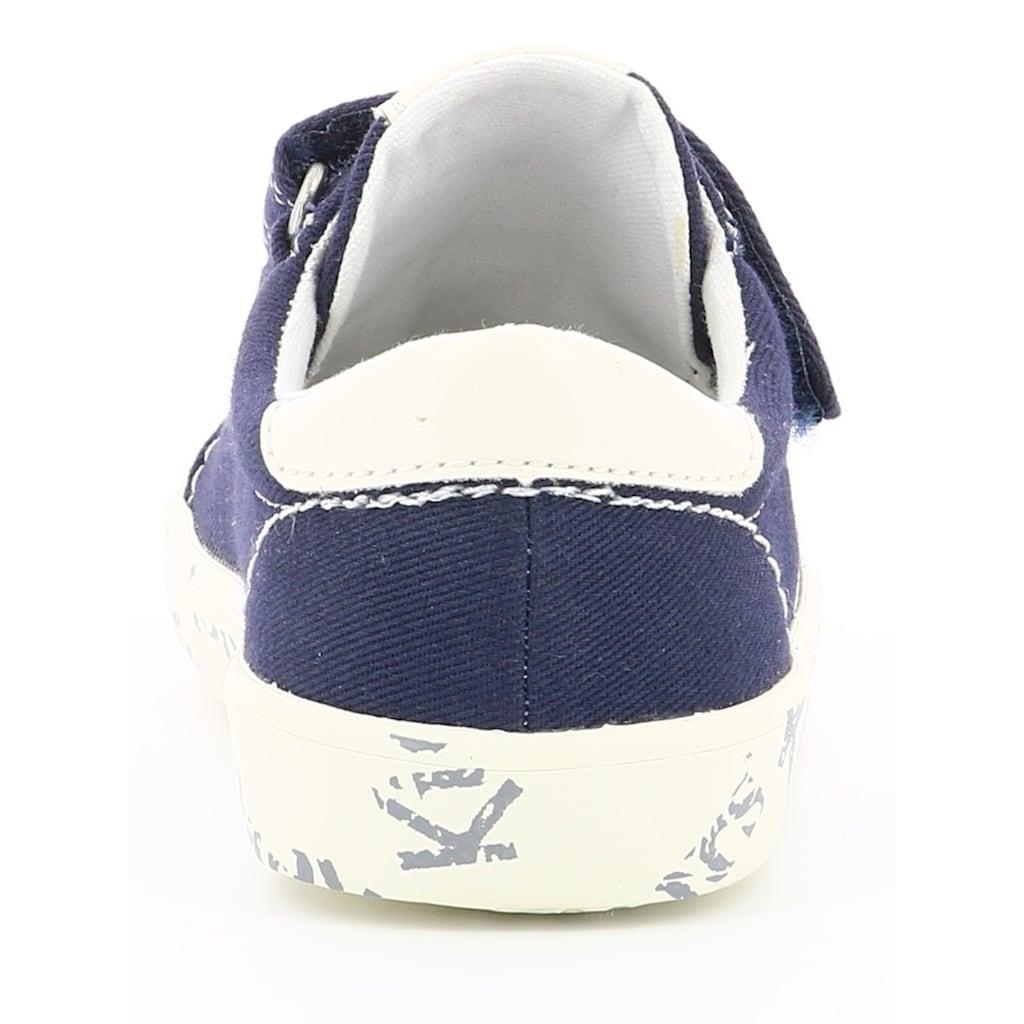 Kickers Sneaker »Gody«, mit bedruckter Laufsohle