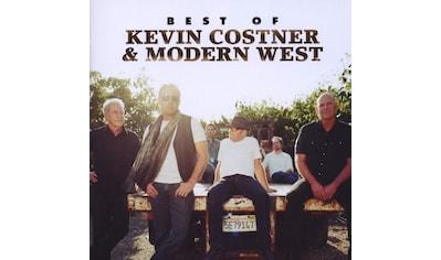 Musik-CD »Best Of / Costner,Kevin & Modern West« kaufen