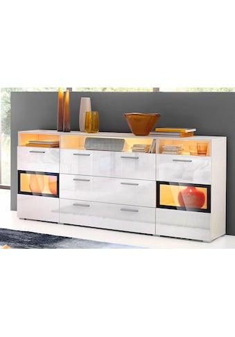 TRENDMANUFAKTUR Sideboard »Sarah«, Breite 182 cm kaufen