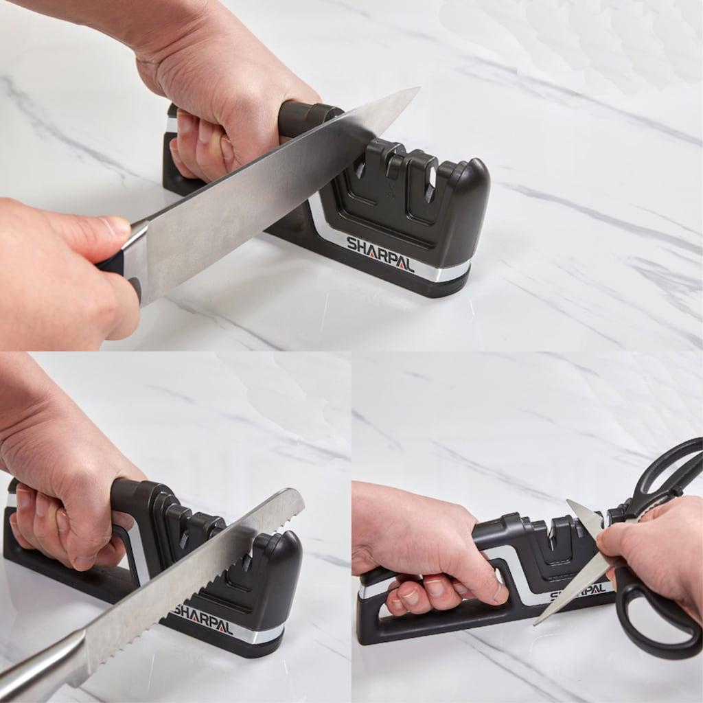 SHARPAL Messerschärfer »Knife & Scissors Sharpener - Classic Version«