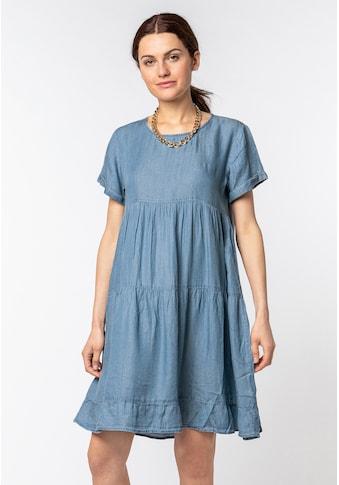 Stitch & Soul A-Linien-Kleid, im Jeans-Look kaufen
