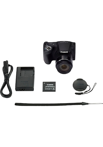 Canon »PowerShot SX430 IS« Bridge - Kamera (20 MP, 45x opt. Zoom, NFC WLAN (Wi - Fi)) kaufen