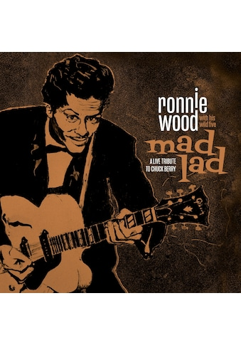 Musik-CD »Mad Lad:A Live Tribute to Chuck Berry / Wood,Ronnie with His Wild Five« kaufen