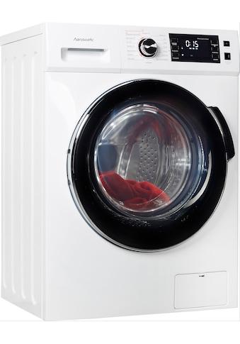 Hanseatic Waschtrockner »HWD86W114BE« kaufen