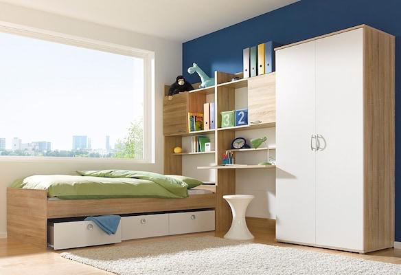 Jugendzimmer Komplett-Set