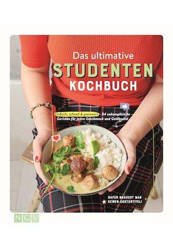 Buch »Das ultimative Studenten-Kochbuch / DIVERSE« kaufen