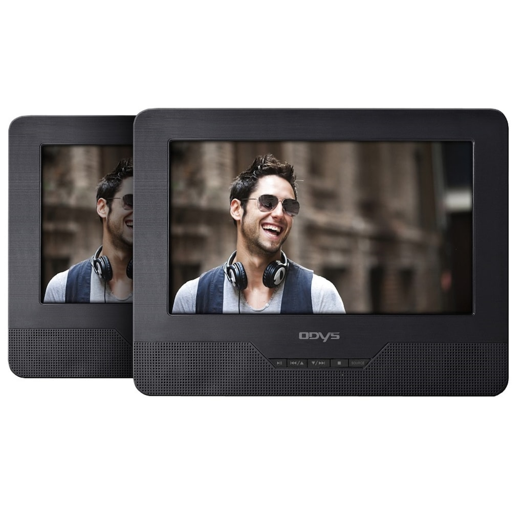 Odys Portabler DVD-Player »SEAL 7«