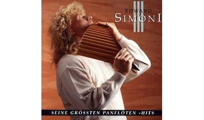 Musik-CD »SEINE GRÖSSTEN PANFLÖTEN-HITS / SIMONI, EDWARD« kaufen