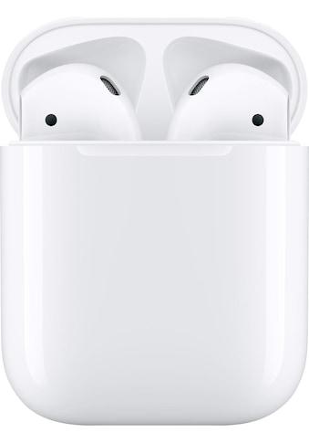 Apple »AirPods with Charging Case (2019)« In - Ear - Kopfhörer kaufen