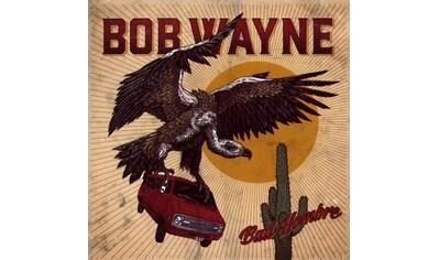 Musik-CD »Bad Hombre / Wayne,Bob« kaufen
