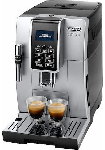 De'Longhi Kaffeevollautomat Dinamica ECAM 350.35.SB, 1,8l Tank, Kegelmahlwerk kaufen