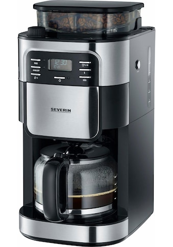 Severin Kaffeemaschine mit Mahlwerk »KA 4810«, Permanentfilter, 1x4,... kaufen