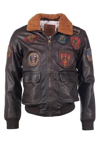TOP GUN Military-Jacke »Seabees«, Sportlicher Schnitt kaufen
