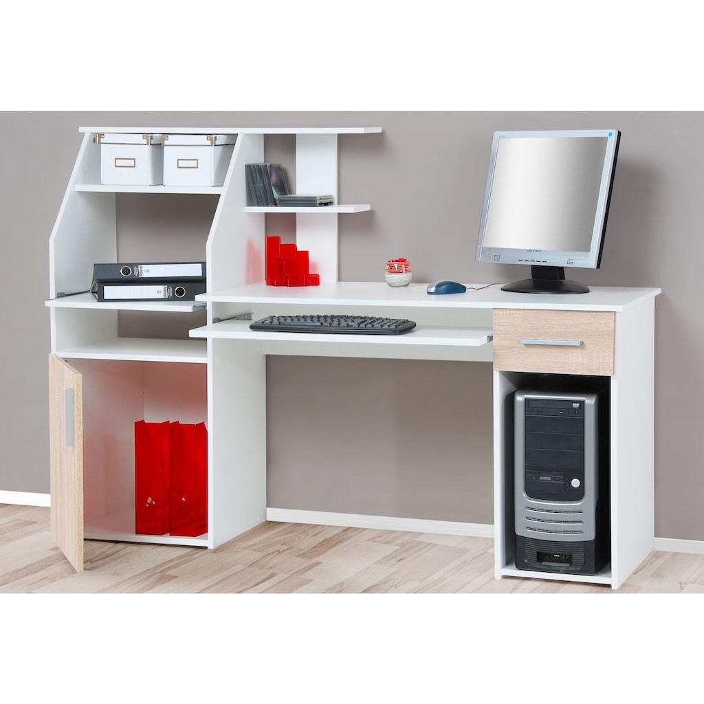 Schreibtisch »Don«, mit Tastaturauszug