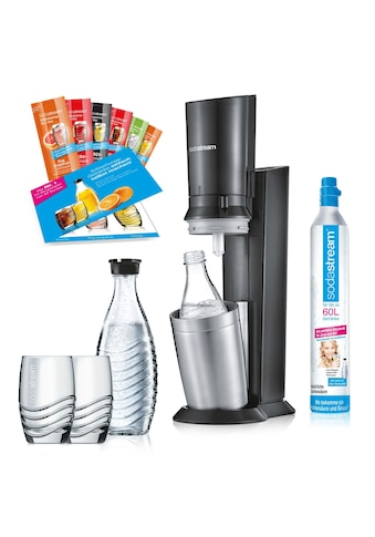 Crystal 2.0 Promopack, SodaStream kaufen