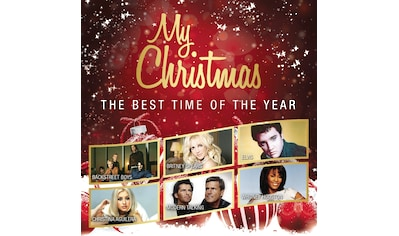 Musik-CD »My Christmas-The Best Time Of The YeaMy Christma / Various« kaufen