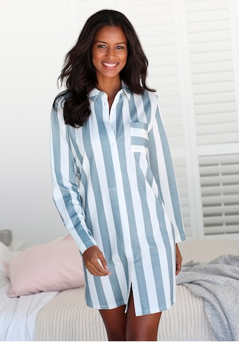 Vivance Dreams Nachthemd, im Hemdblusenlook kaufen