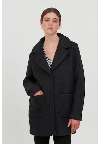 Ichi Wollmantel »IHSTIPA JA 20106675«, Mantel mit Reverskragen kaufen